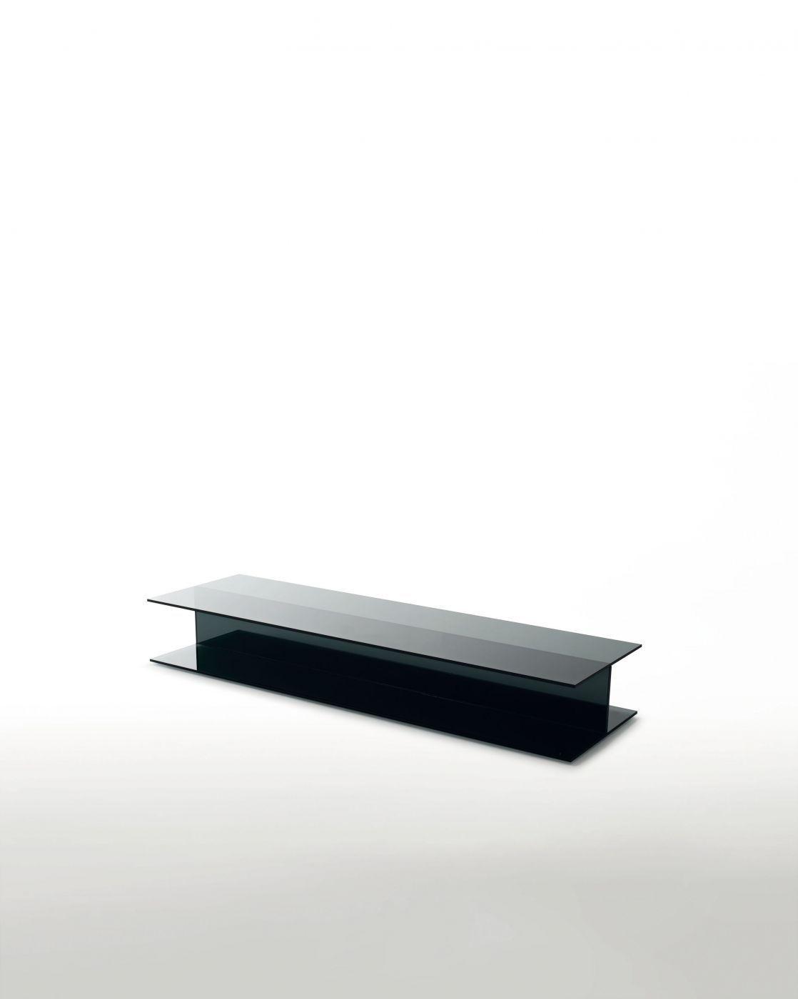 Großartig Couchtisch Rauchglas Dekoration Von Moderner / / Rechteckig / Innenraum