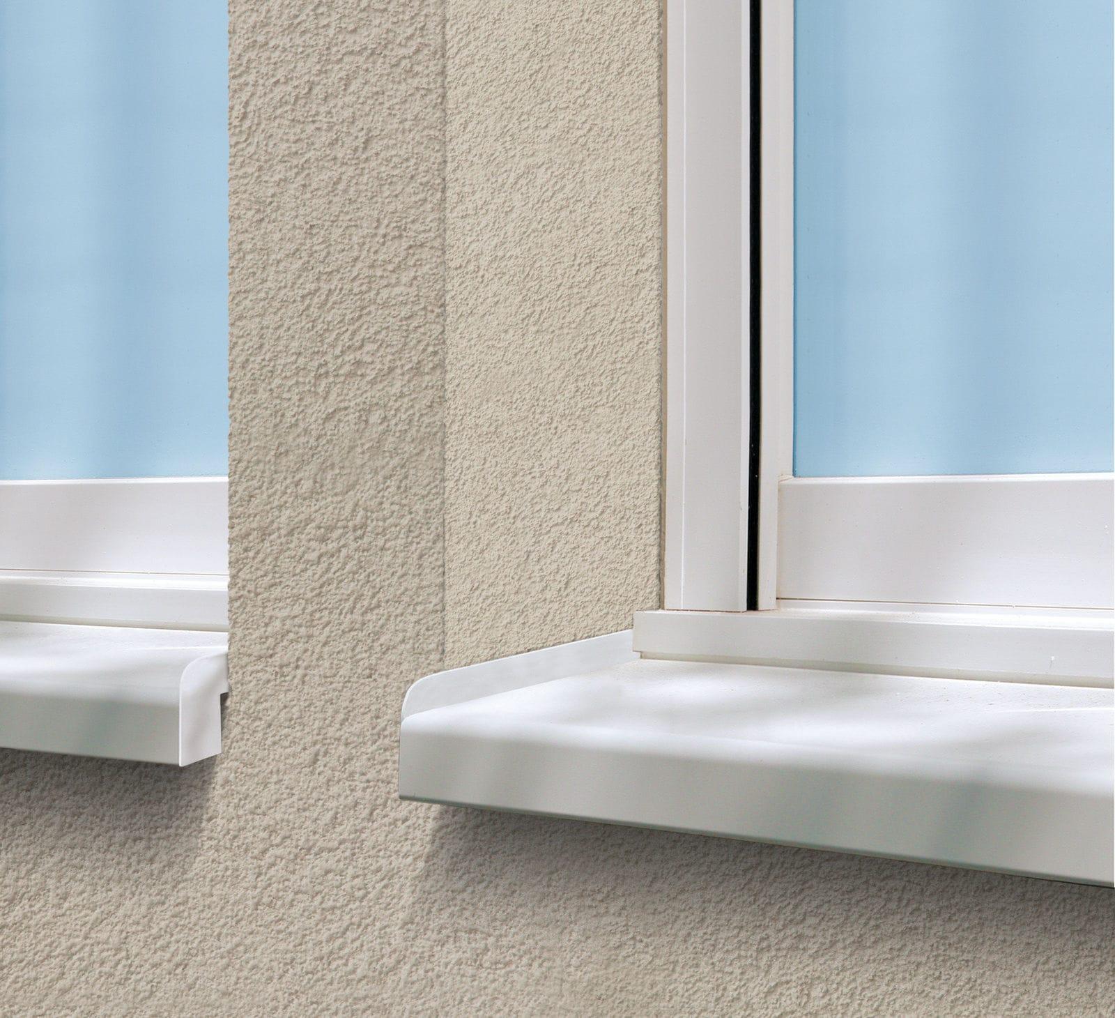 Aluminium-Fensterbank / zur Außenaufstellung - PROTEGENET® - dani alu