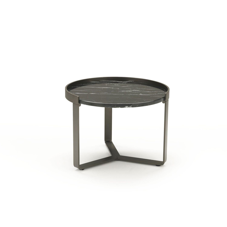 Entzückend Beistelltisch Metall Glas Das Beste Von Moderner / / Verchromtes / Rund -