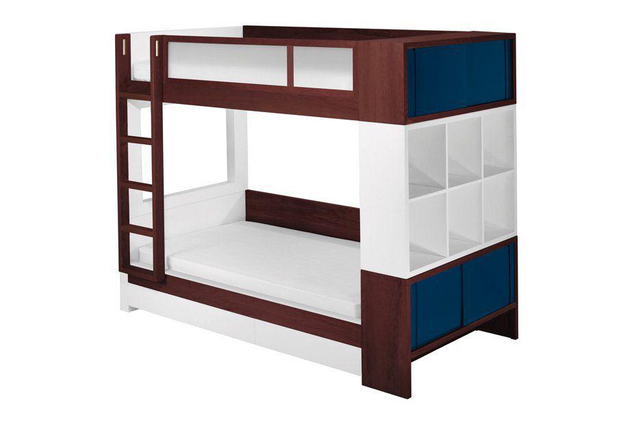 Etagenbett Kinder Massivholz : Kinder doppelstockbett fa r etagenbett mit rutsche