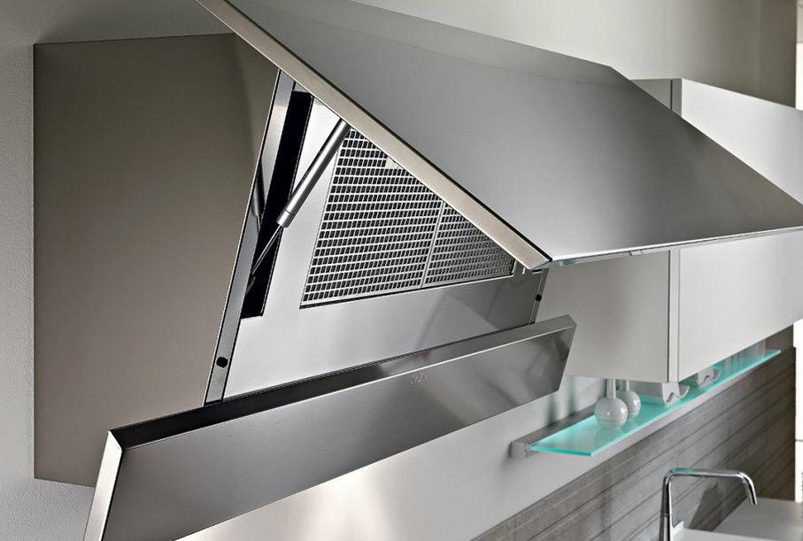 ... Moderne Küche / Glas / Lackiert MAGIKA Pedini ...