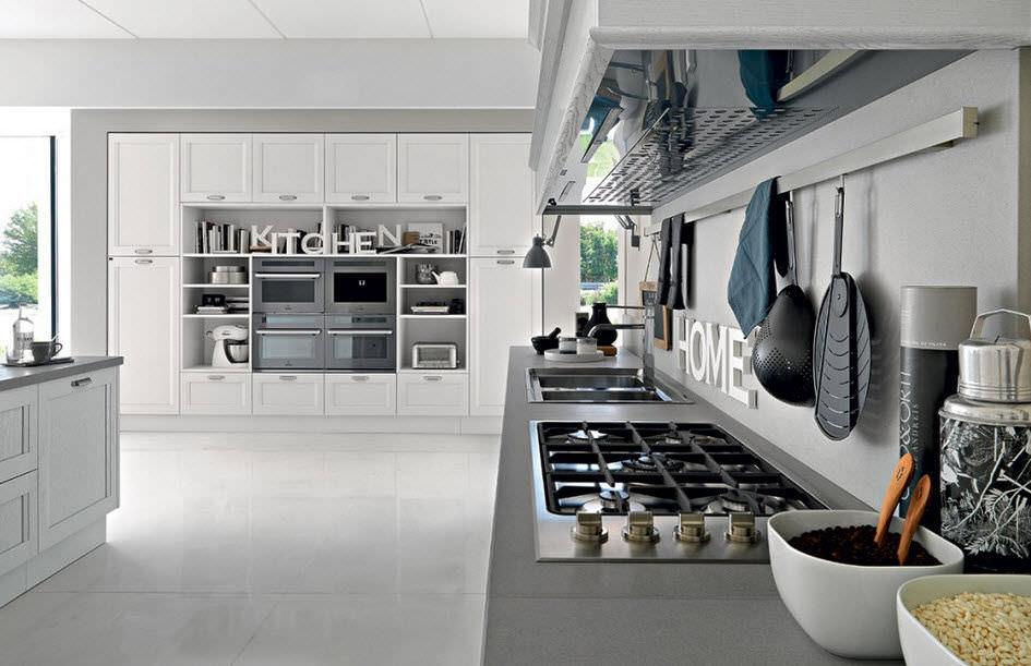 Moderne Küche / Laminat / Lackiert   VINTAGE
