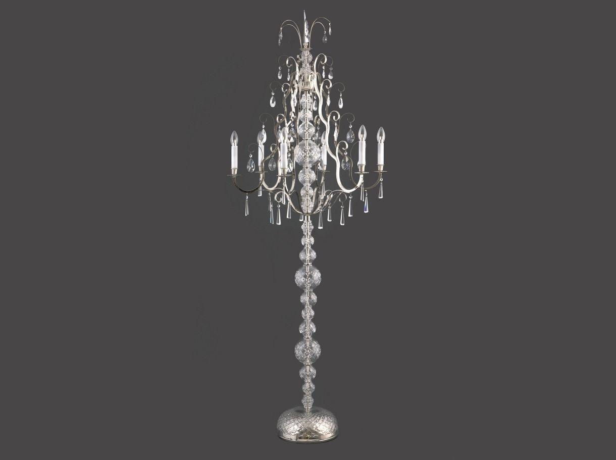 Stehleuchte stil aus kristall messing wega 20801 woka stehleuchte stil aus kristall messing wega 20801 parisarafo Gallery