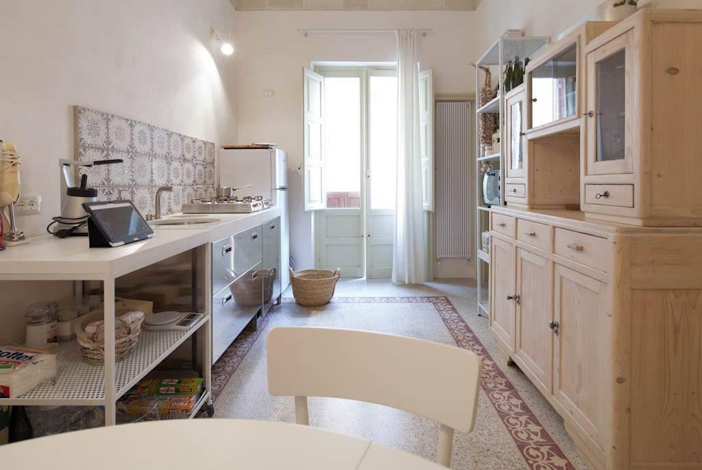 Moderne Küche / Edelstahl / Modul - 160 - ALPES-INOX