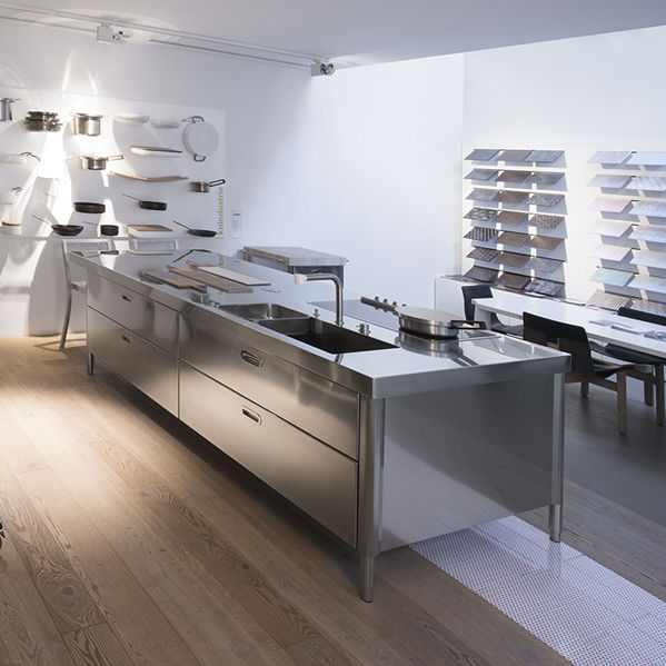 Kücheninsel   SNACK BAR UNIT 125X280