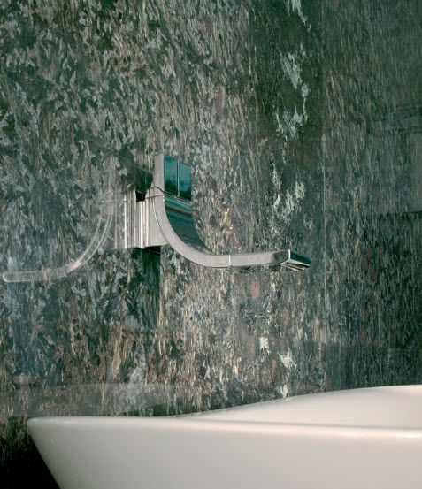 InnenraumFliesen Für Badezimmer Wand Aus Granit SILHOUETTE - Granit fliesen fürs bad