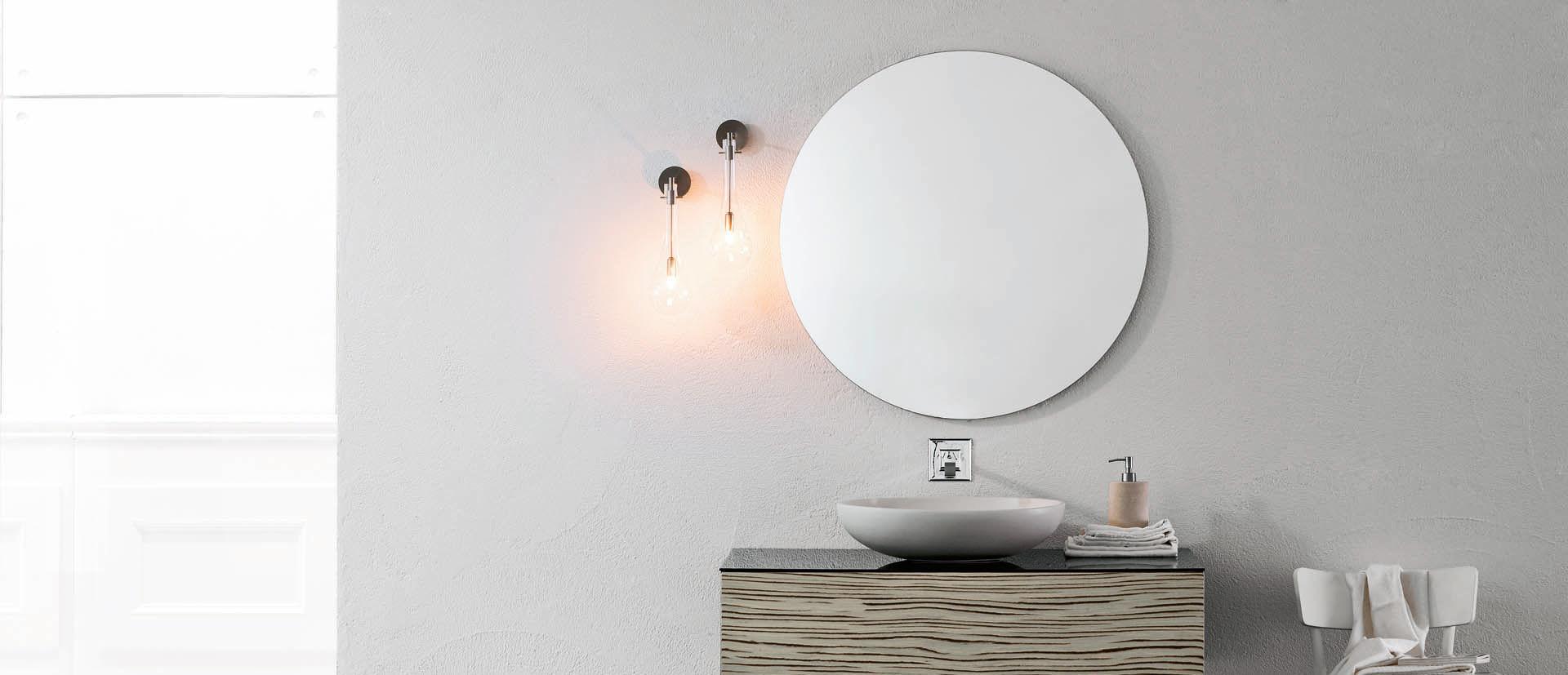 Moderne Wandleuchte Fur Badezimmer Glas Fur Spiegel Splash