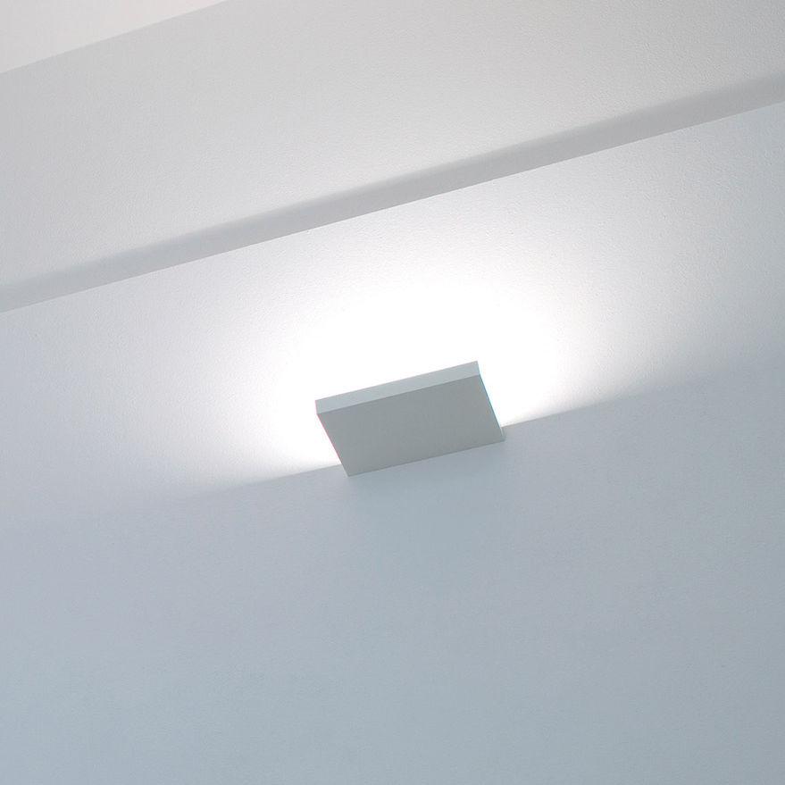 Moderne Wandleuchte / Metall / LED / Halogen - SOL 2 - DAVIDE GROPPI