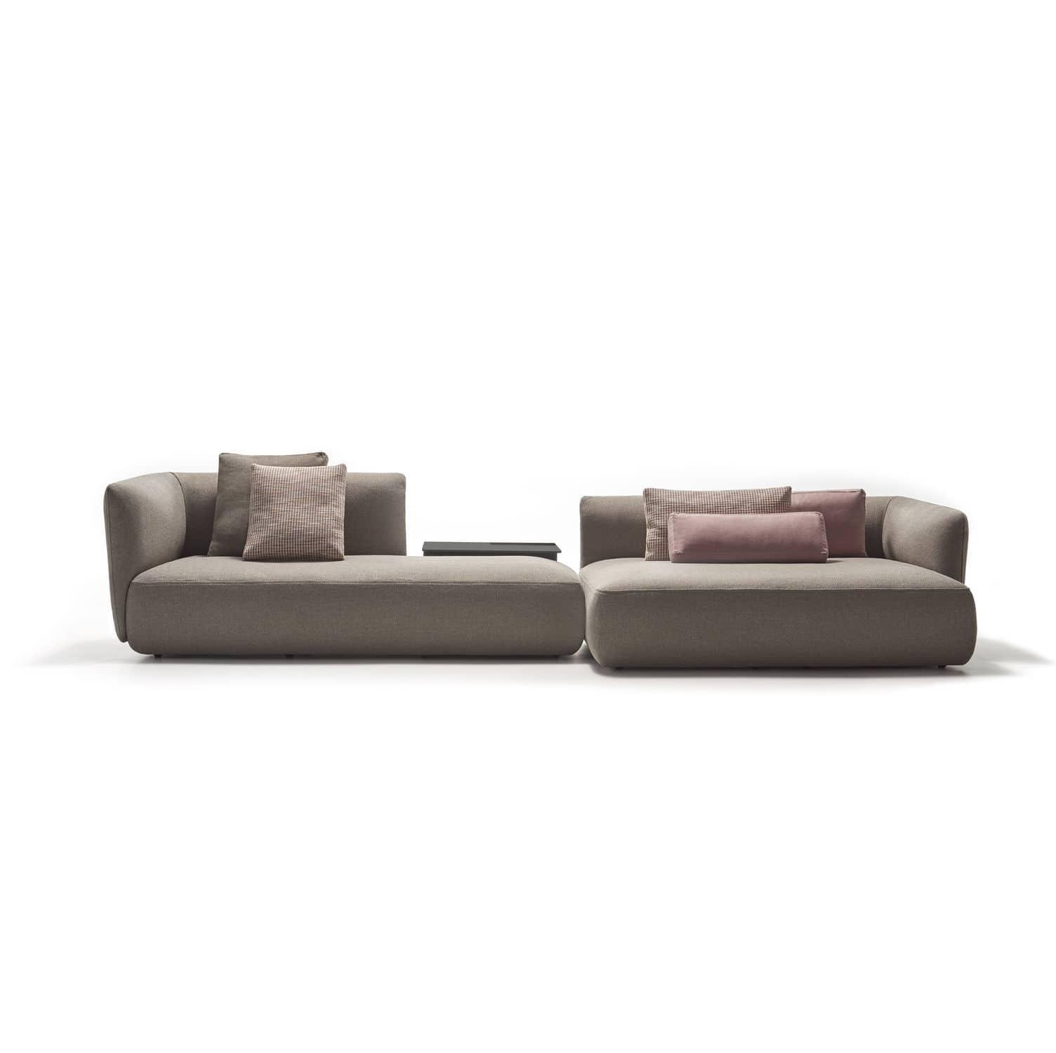 Modulierbares Sofa Eck Kompakt Modern Cosy By Francesco Rota