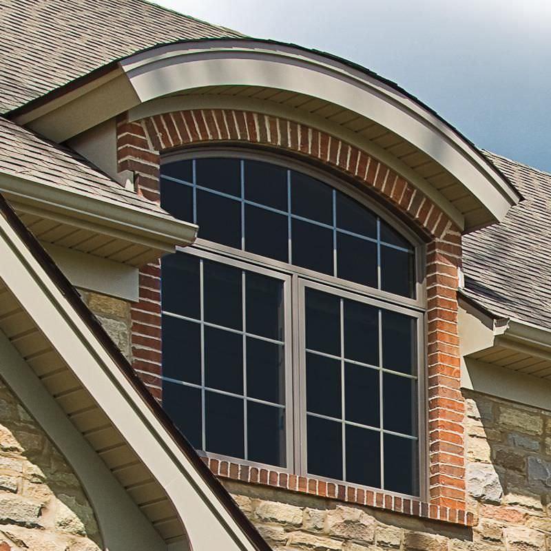 drehfenster / holz / glasfaser / doppelverglasung - wood-ultrex,