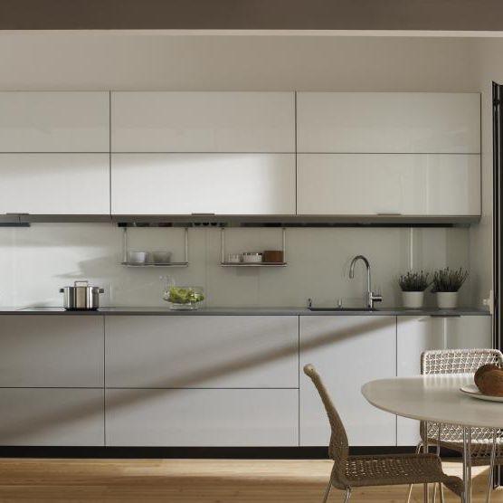 laminat kuche moderne ka 1 4 che lackiert hochglanz plano santos na blat kuchenny