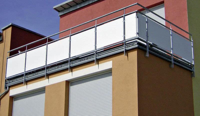 Werzalit Balkon | Platten Balkon Holz Werzalit