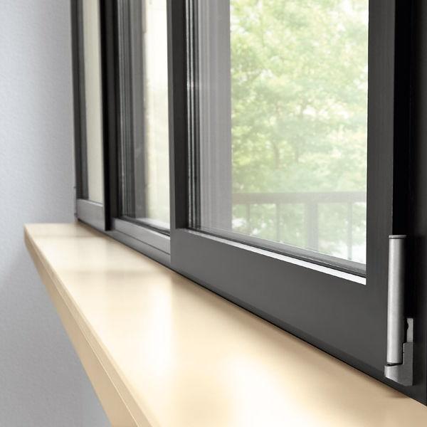 Holzfensterbank / für Innenbereich - COMPACT-DROP-NOSE - WERZALIT
