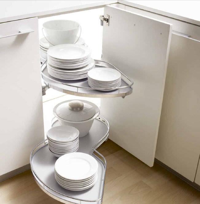 Küchenunterschrank / Aufsatz - CORNER - xey | {Küchen unterschrank ecke 20}