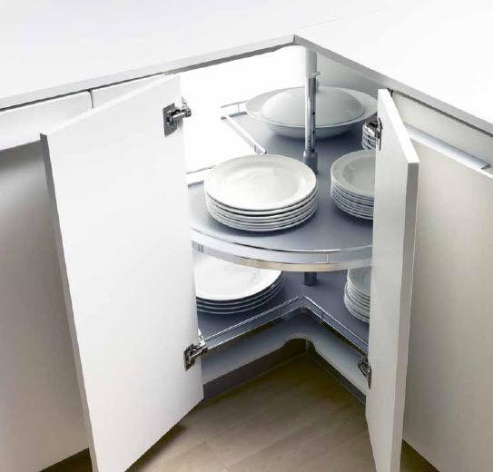 Küchenunterschrank / Aufsatz - CORNER - xey | {Küchen unterschrank ecke 5}