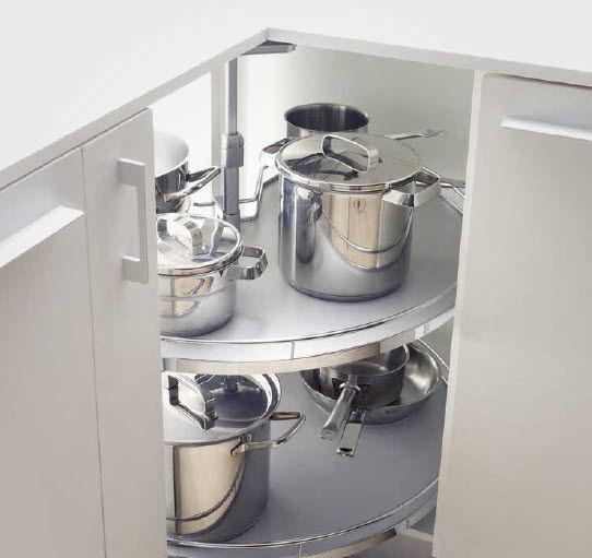 Küchen-Unterschrank / Aufsatz - CORNER - xey