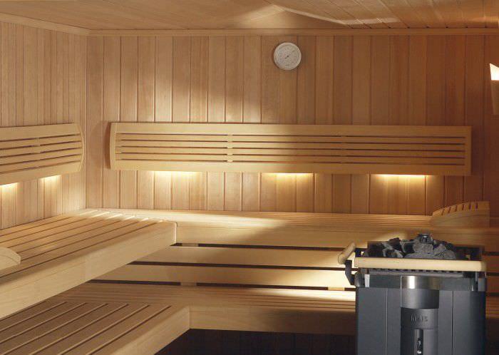 Sauna Fur Privatgebrauch Fertigbau Premium Klafs