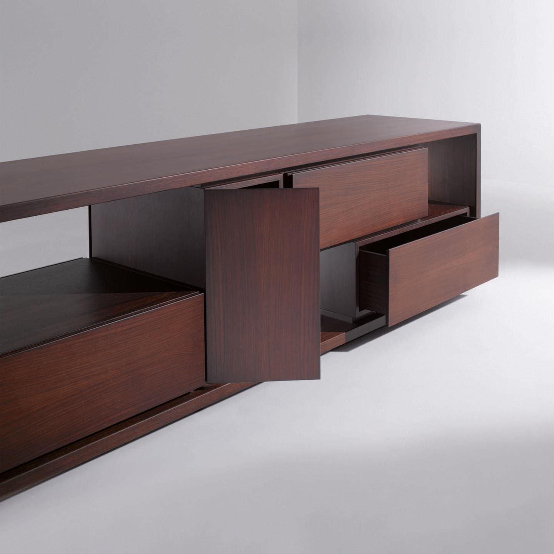 Sideboard design holz  Modernes Sideboard / Holz / lackiertes Holz - MAXIMA : BD 09 by ...