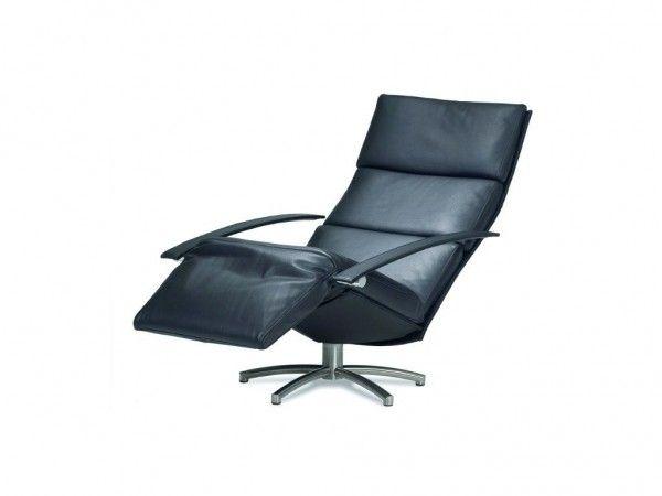 Relaxsessel modern  Moderner Sessel / Stoff / Leder / schrägstellbar - CASANOVA by ...