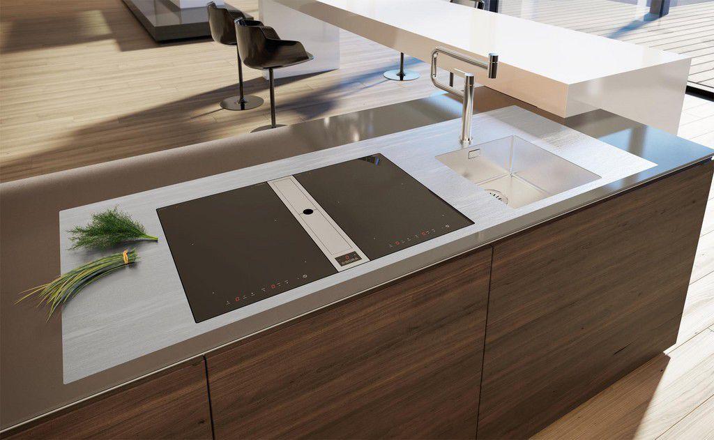 edelstahl-arbeitsplatte / küchen - solidart - suter inox ag - videos - Küche Mit Edelstahl Arbeitsplatte
