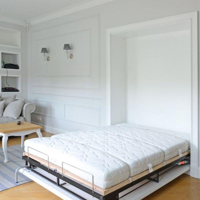 Schrankbett Doppelt Klassisch Holz Akan Handmade Furniture