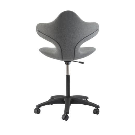 Schreibtischstuhl modern  Moderner Bürostuhl / mit Rollen / sternförmiger Fuß / Polster ...