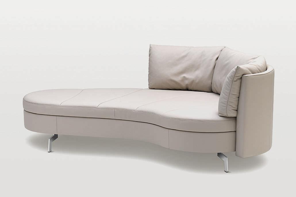 Sofa halbrund  Modulierbares Sofa / halbrund / modern / Edelstahl - DS-167 by ...