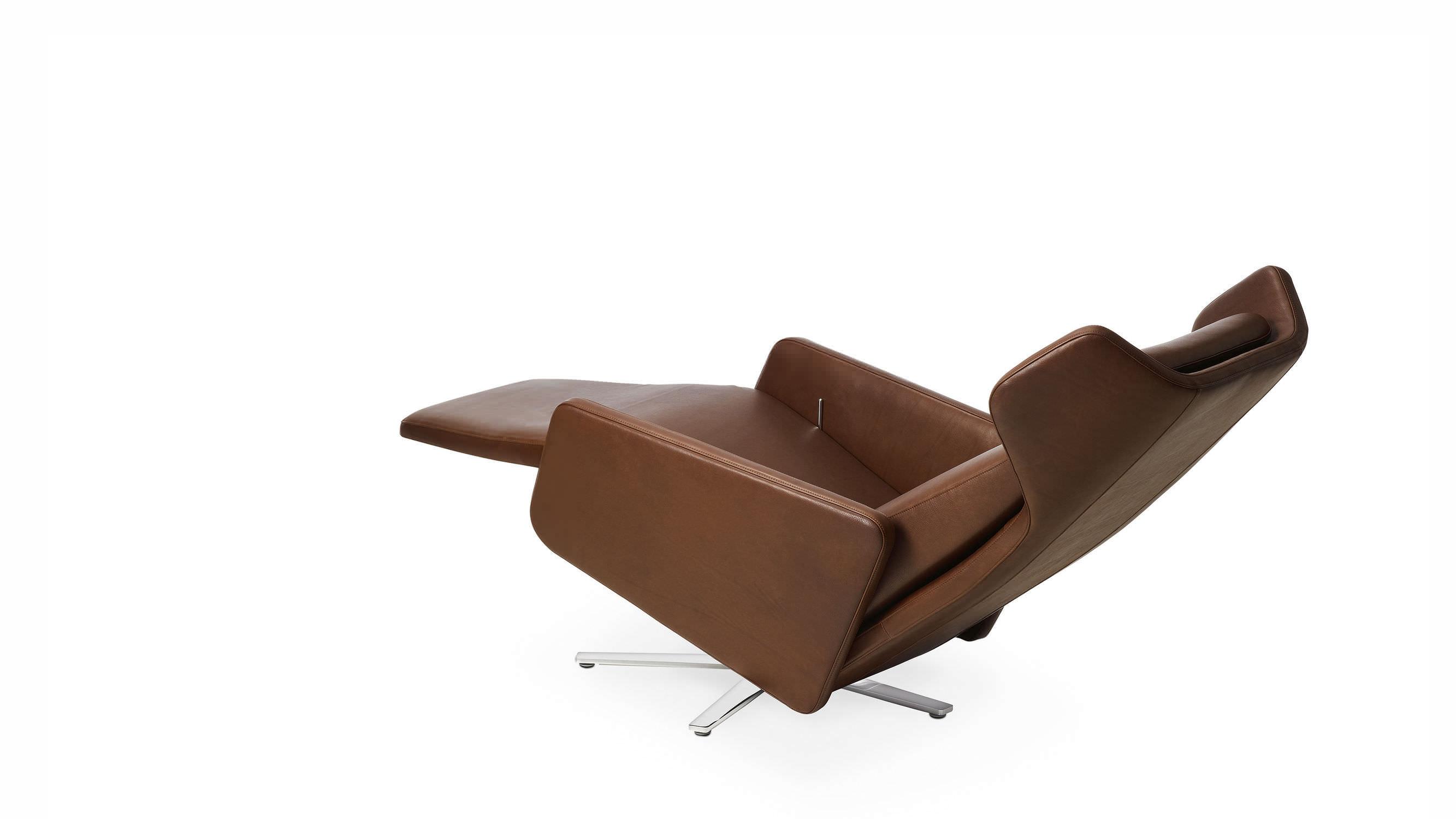 Relaxsessel elektrisch verstellbar  Moderner Sessel / Stoff / Leder / verstellbar - 1303 NANO by ...