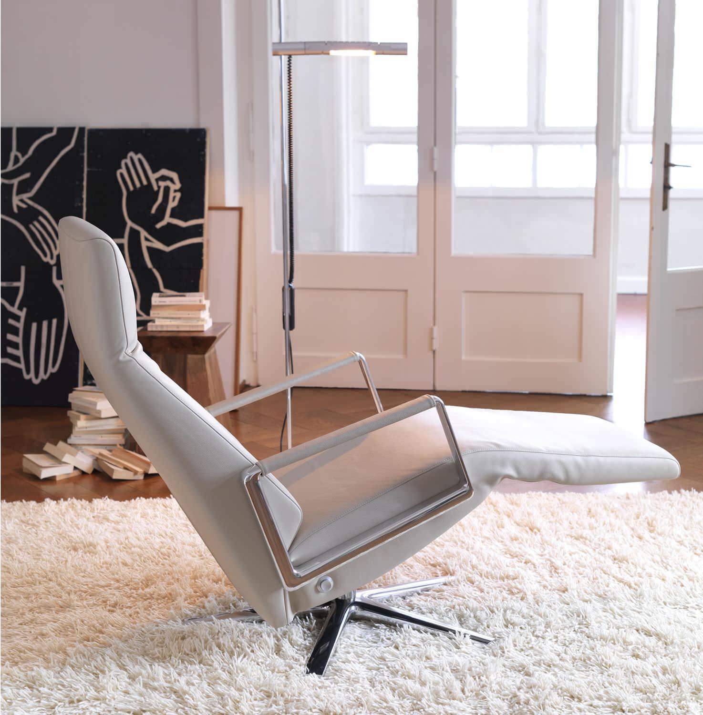 Moderner Sessel Leder Elektro Elektrisch 1121 Jive By