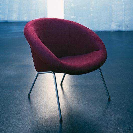 moderner sessel / stoff - 369 - walter knoll, Hause deko