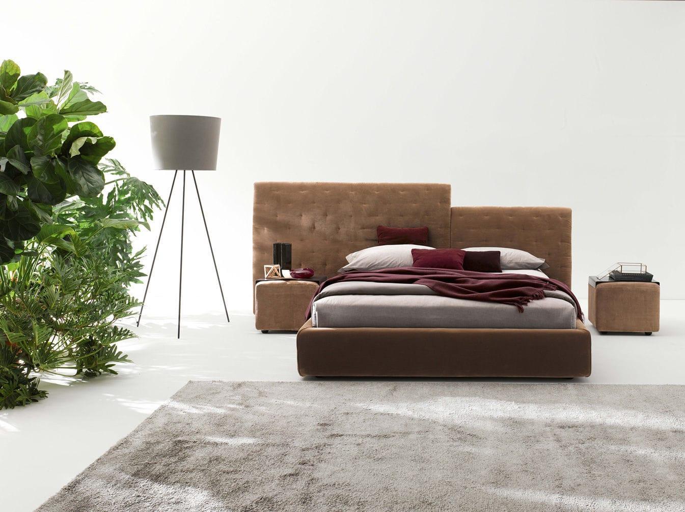 Finest Doppelbett Modern Stoff Eclectico By Spessotto U Agnoletto Ditre  Italia With Doppelbett Modern