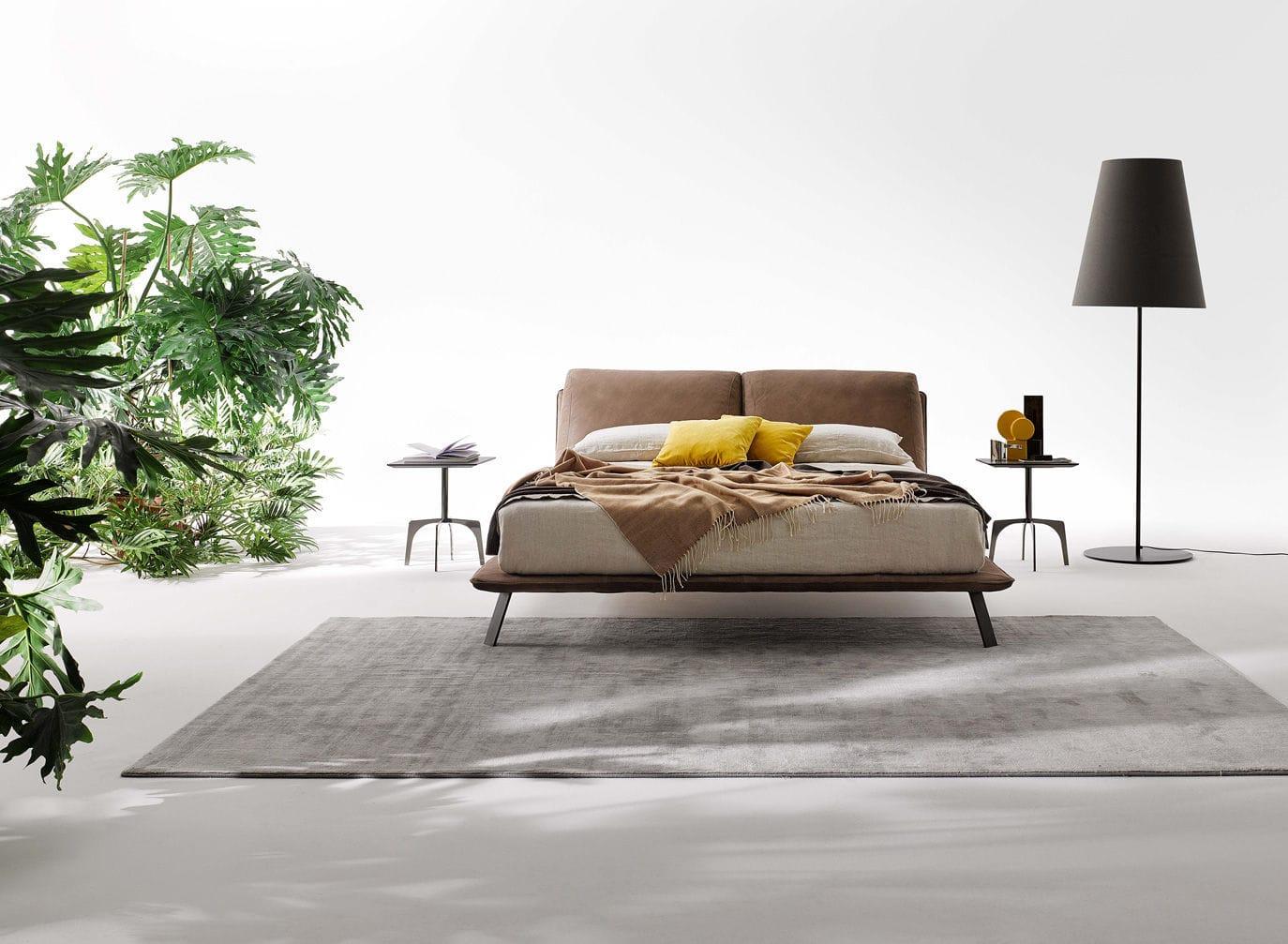 Bett Modern With DoppelBett / Modern / Leder KANAHA Ditre Italia Also  DoppelBett / Modern /