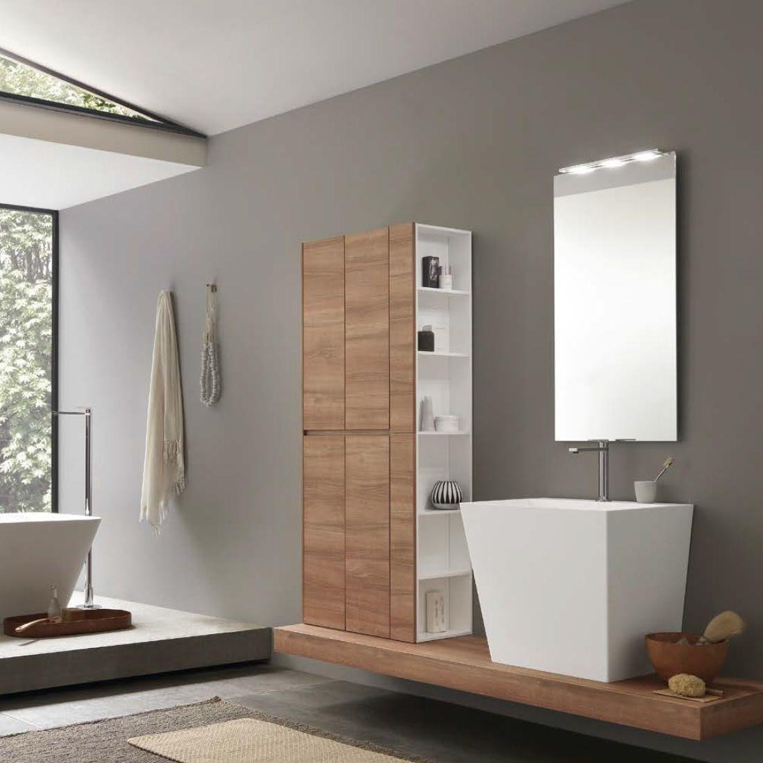 Säulenschrank für Badezimmer / modern - TULLE COMP_14 - ARCHEDA