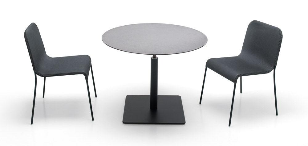 Moderner Stuhl / Polyester / Garten / Polster - MIRA by Francesco ...