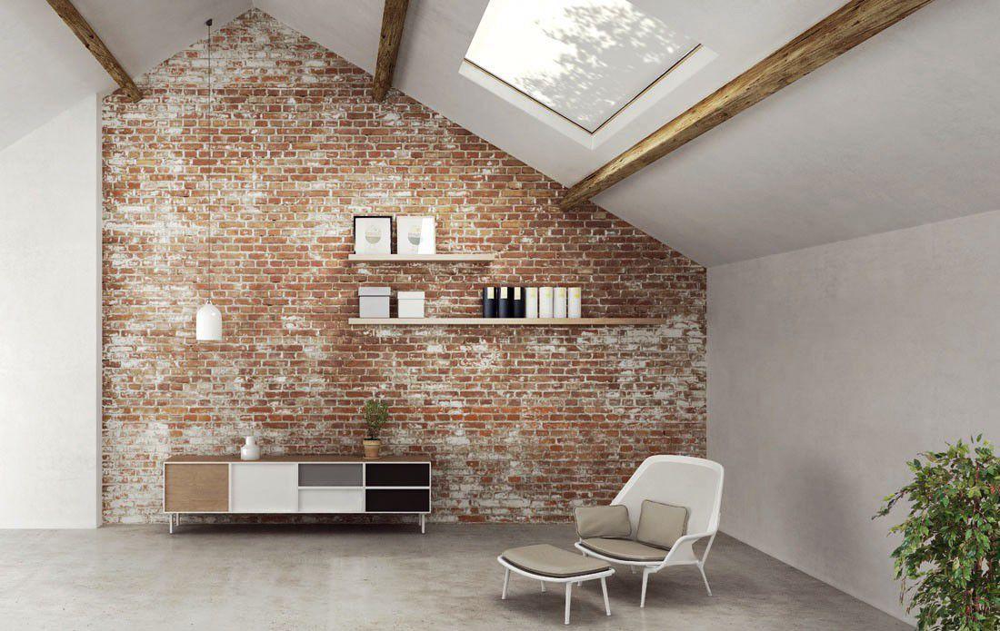 Modernes Sideboard / Holz / Mit Regal / Modular NARA By Odosdesign Arlex ...