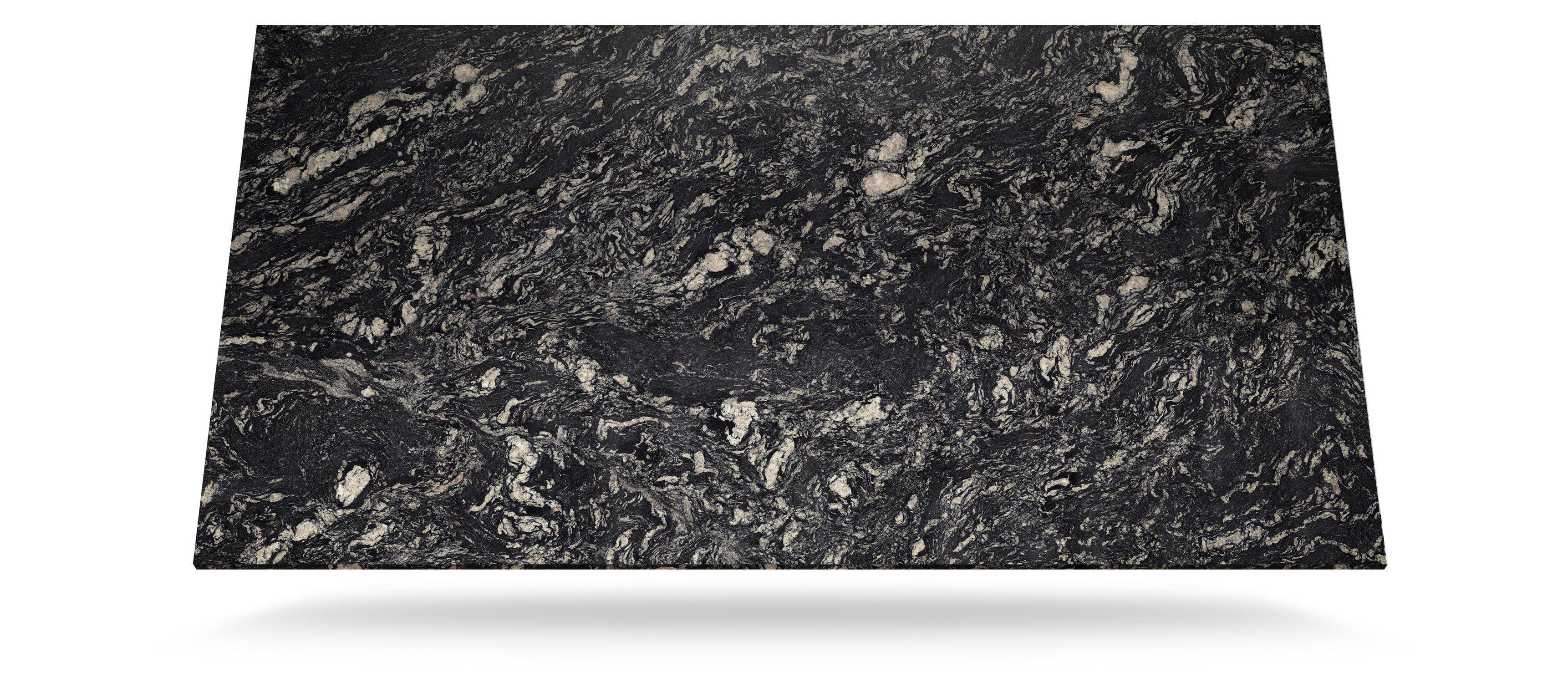 Granitarbeitsplatte / Küchen / schwarz - INDIAN - Cosentino