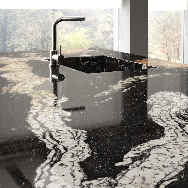 Granitarbeitsplatte / Küchen - ORINOCO - Cosentino