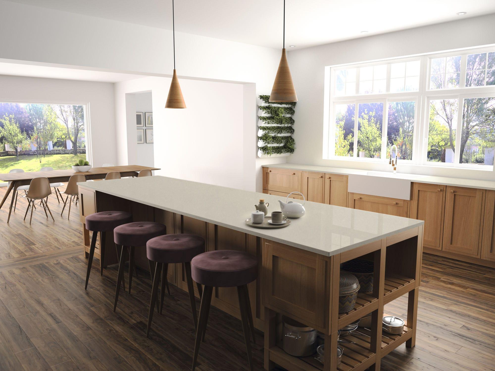Gemütlich Küchen In Grau Zeitgenössisch Die Designideen für