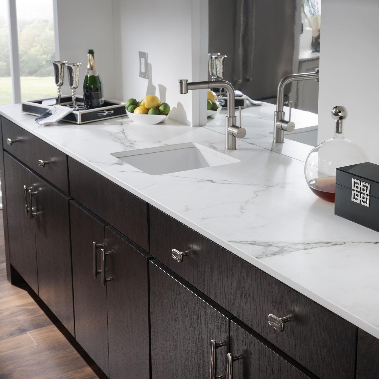 Marmor Arbeitsplatte / Küchen / grau - KAIROS - Cosentino