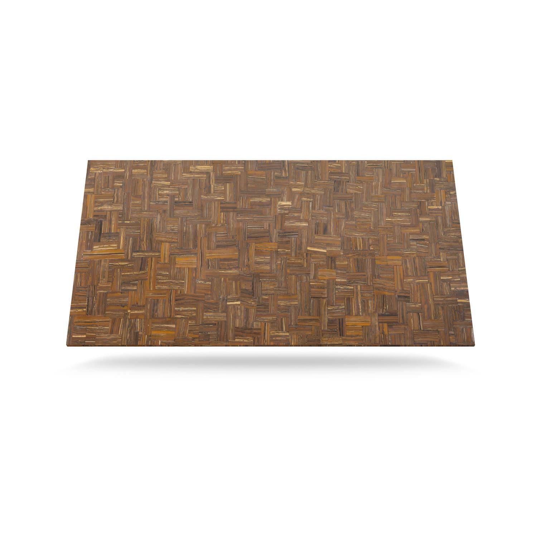 halbedelstein arbeitsplatte versteinertes holz mineralwerkstoff kuchen retro tiger iron
