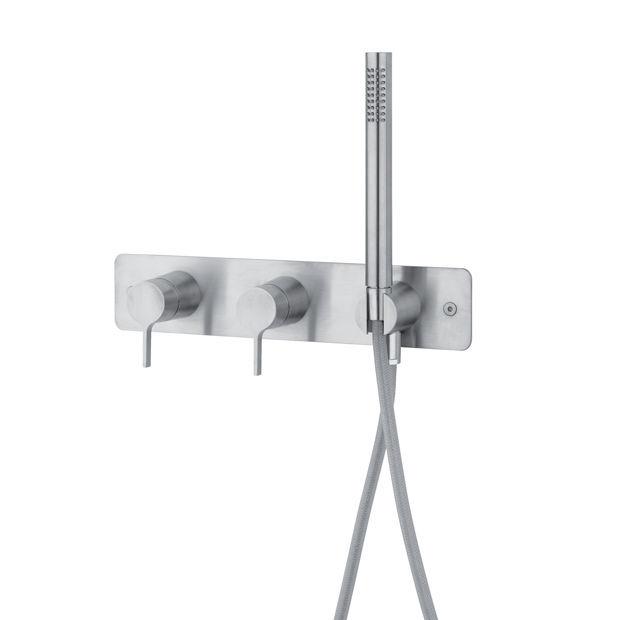 Großartig Mischbatterie für Badewanne / für Duschen / wandmontiert  UP48