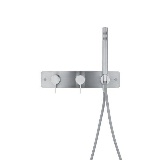 Komplett Neu Mischbatterie für Badewanne / für Duschen / wandmontiert  KD26