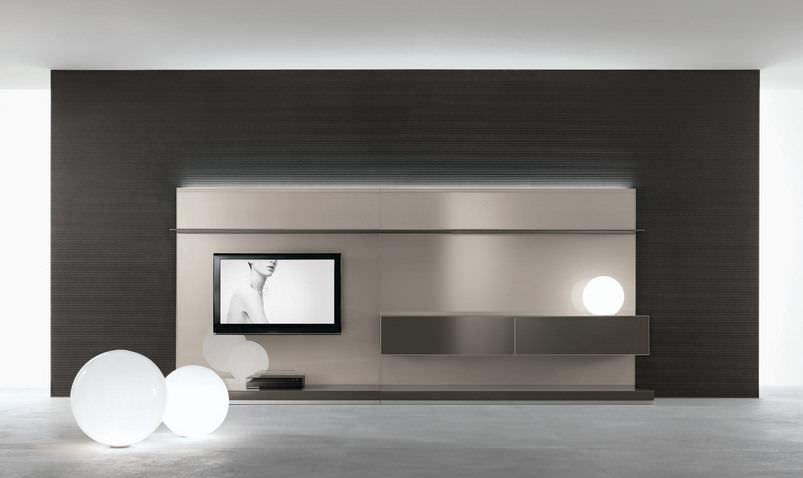 Moderne Wohnzimmerwand | knutd.com