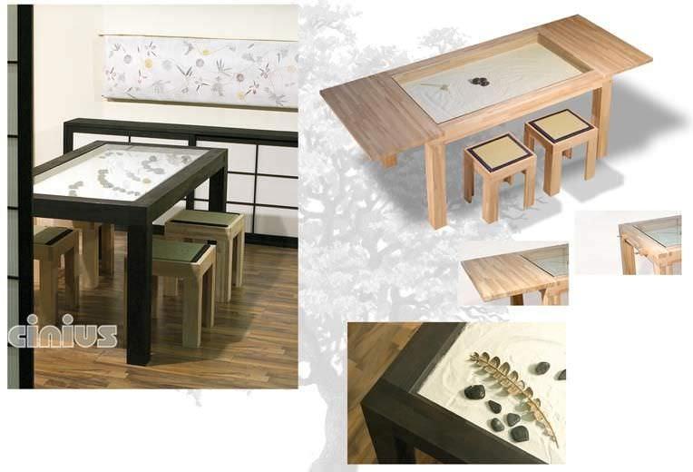 Room studio comodino con sgabello in legno bianco x