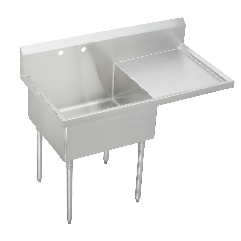Spülbeckenunterschrank auf Füßen / für Profi-Küchen - WNSF8136R - Elkay