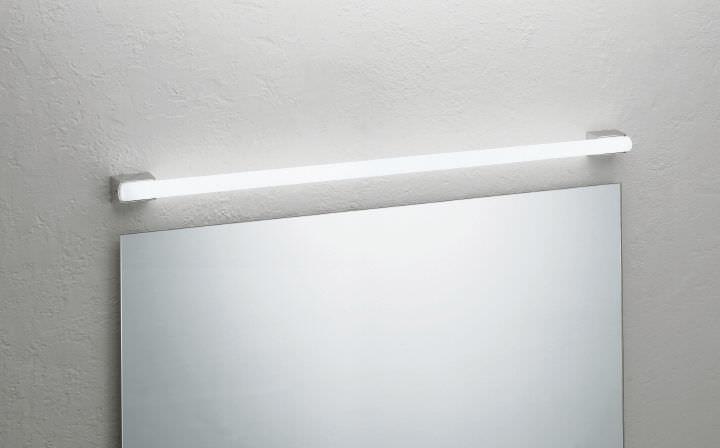 Moderne Wandleuchte / Für Badezimmer / Aus Aluminium / LED LINESTRA By  Proli Diffusion Studio VIBIA
