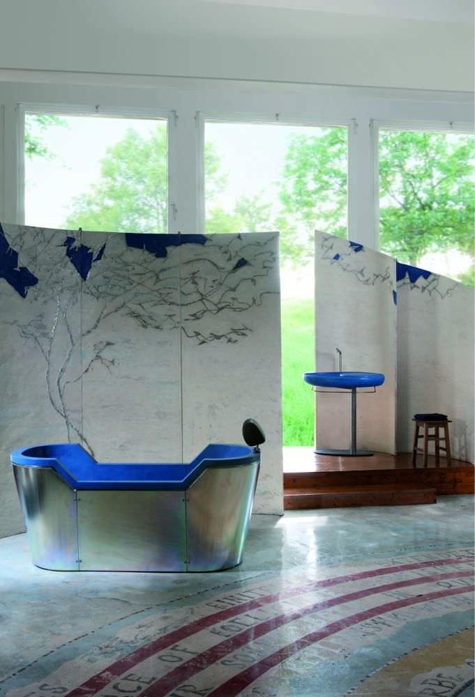 Innenraum Fliesen Fur Badezimmer Boden Aus Naturstein 11