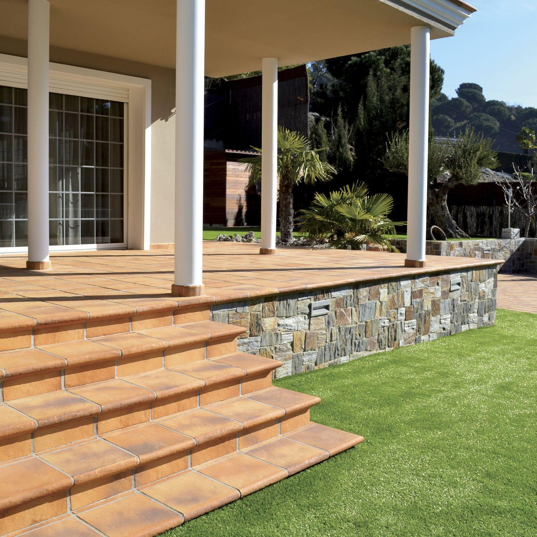 Fliesen Für Stufenbeläge Außenbereich Für Böden Keramik - Keramische fliesen außenbereich