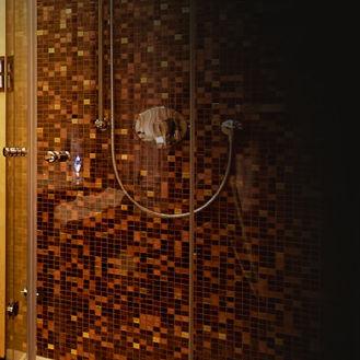 Mosaikfliese Für Badezimmer / Wand / Glas / Braun   MIX GLAMOROUS