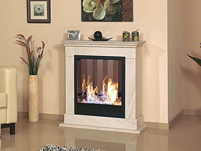 High Quality Bioethanol Kamin / Modern / Geschlossene Feuerstelle / Einbau   CAVALLO